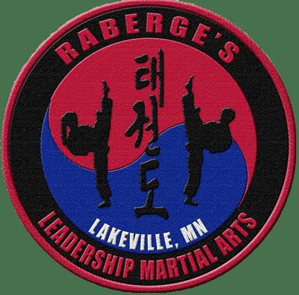 Raberges  Logo, Raberge's Leadership Martial Arts Lakeville