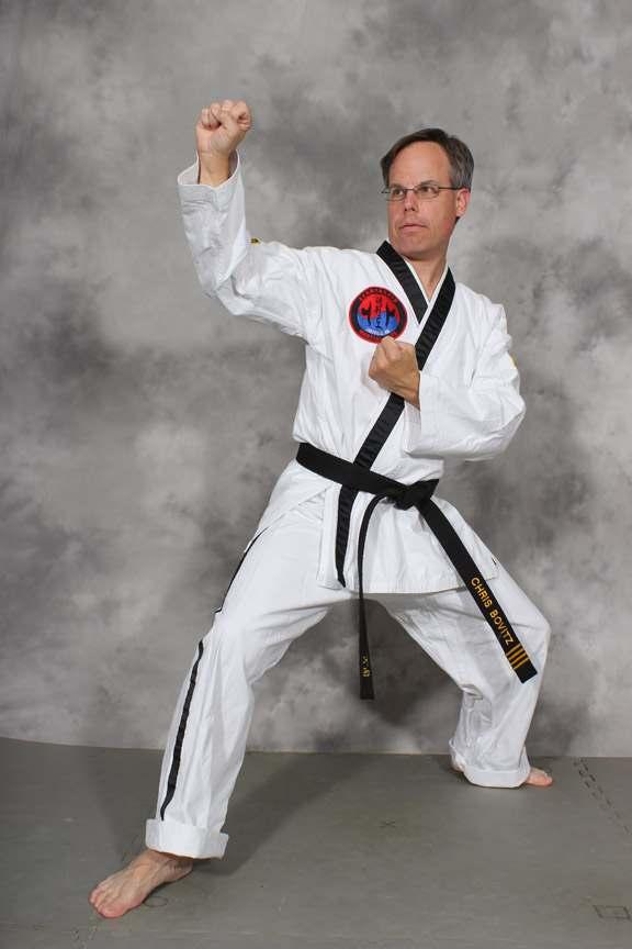 Cbovitz1, Raberge's Leadership Martial Arts Lakeville